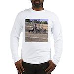 Herding Dog Art Long Sleeve T-Shirt