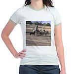 Herding Dog Art Jr. Ringer T-Shirt