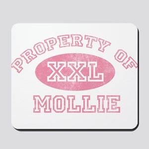 Property of Mollie Mousepad