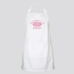 Property of Miley Apron