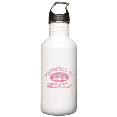 Property of Mikayla Stainless Water Bottle 1.0L