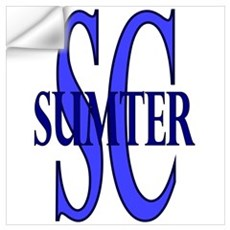 Sumter SC Wall Decal
