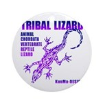 lizard Ornament (Round)