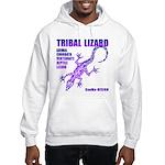 lizard Hooded Sweatshirt
