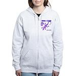 lizard Women's Zip Hoodie