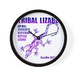 lizard Wall Clock