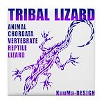 lizard Tile Coaster