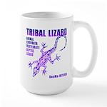 lizard Large Mug
