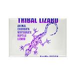 lizard Rectangle Magnet