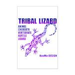 lizard Mini Poster Print