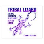 lizard Small Poster