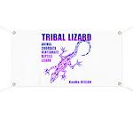 lizard Banner