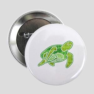 """Sea Turtle 2 2.25"""" Button"""