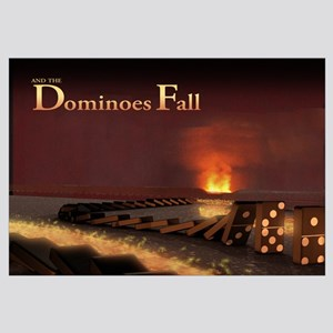 And The Dominoes Fall cover art