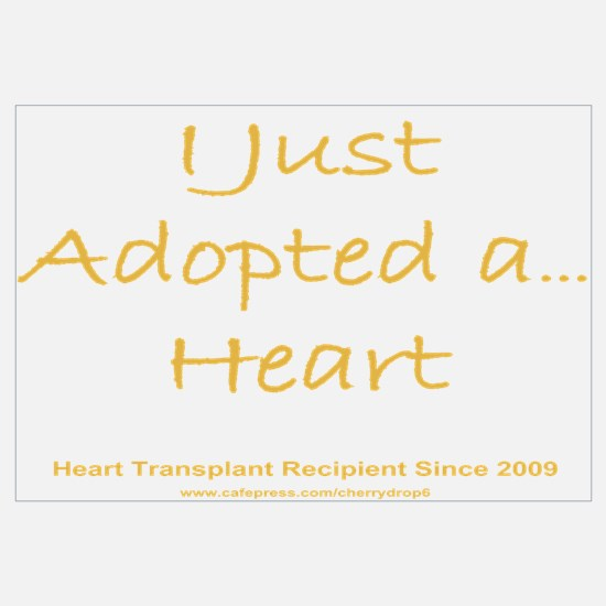 2009 Adopted Heart Transplant