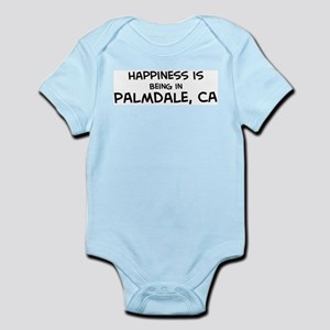 Happiness is Palmdale Infant Creeper