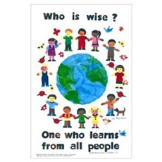 Who is Wise Poster