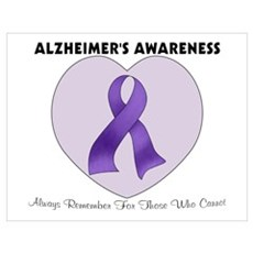 Alzheimer's Awareness Poster