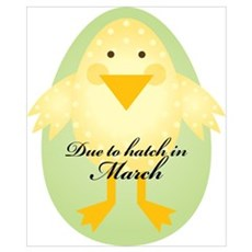Hatching in March Poster