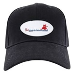 Hot fast and out of control Black Cap with Patch