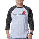 Hot fast and out of control Mens Baseball Tee
