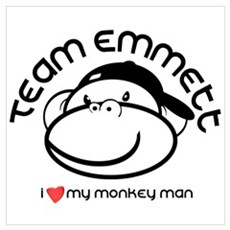 Team Emmett Poster