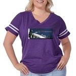 Bring Your Own Women's Plus Size Football T-Shirt