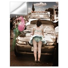 Coney Island Fanny Archival Print Wall Decal