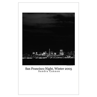 black + white photography Poster
