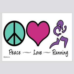 Peace- Love- Running