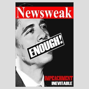 """Enough! Impeachment Inevitable"""