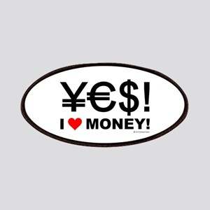 Yes! I love money! Patches
