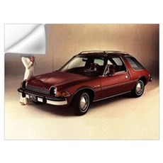 AMC Pacer Wall Decal