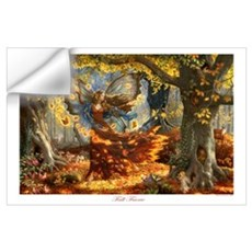Fall Fairy Wall Decal