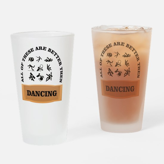 All hits Drinking Glass