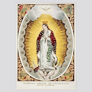 Our Lady of Guadalupe Mexican Print