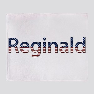 Reginald Stars and Stripes Throw Blanket