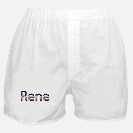 Rene Stars and Stripes Boxer Shorts