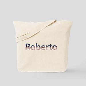 Roberto Stars and Stripes Tote Bag