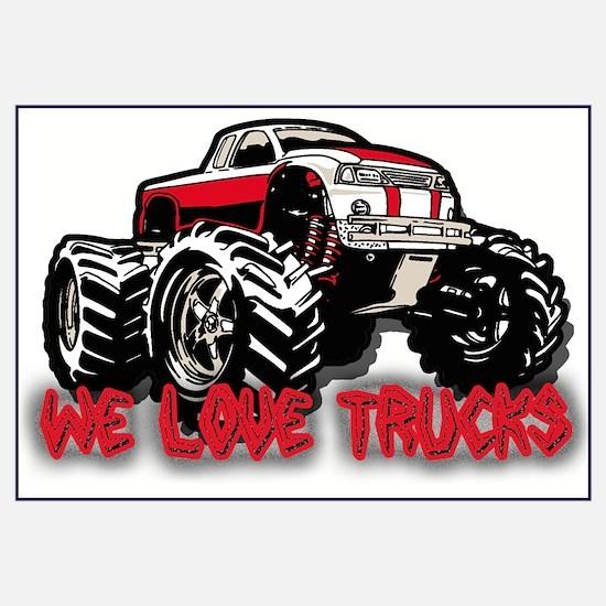 We Love Trucks