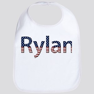Rylan Stars and Stripes Bib