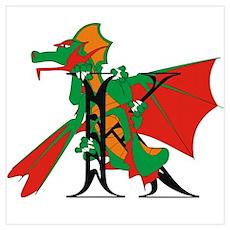 Dragon K Poster