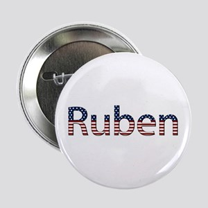 Ruben Stars and Stripes Button