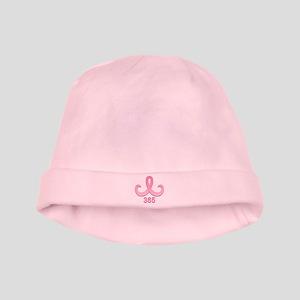 Pink Ribbon 365 baby hat