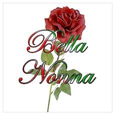 Bella Nonna Poster