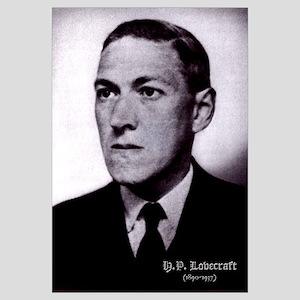 HP Lovecraft 11x17 Print