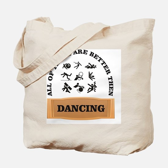 Funny All the hits Tote Bag
