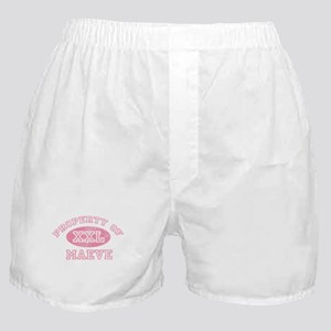Property of Maeve Boxer Shorts