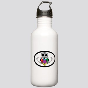 Autism Spectrum Awareness Stainless Water Bottle 1