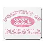 Property of Makayla Mousepad